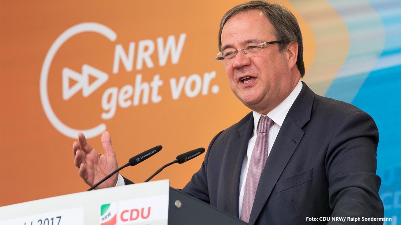 Laschet: Die erfolgreichen Landtagswahlen sind ein guter Auftakt in das Wahljahr