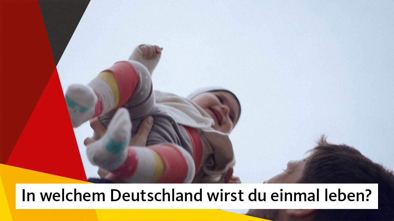 TV-Spot zur Bundestagswahl