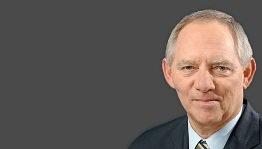 Schäuble: Weiter ohne neue Schulden!